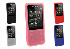 Silicone Skin Case for Sony MP3 Walkman Audio player  NWZ-E585 64G Cover Case