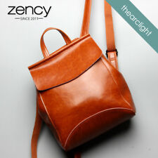 2017 Fashion Vintage Classic Genuine Leather Women's Backpack Ladies Bag
