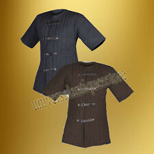Hello ween Gift Thick Padded Medieval Gambeson costumes suit armor theater Armor