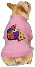 Dog Cat Clothes Apparel Pink Im With My BFF Tee Shirt Medium
