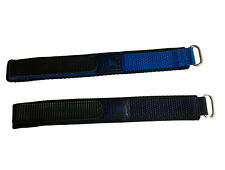 Buy New REPLACEMENT WATCH BANDS by SHARK Self Adhesive 18cm Long Watch Bands