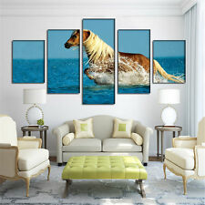 Huge Modern Abstract Wall Decor Art Oil Painting  on Canvas No Frame