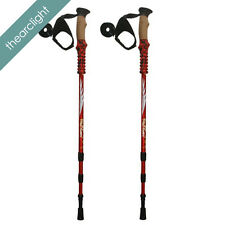Anti Shock Nordic Walking Sticks Telescopic Trekking,Hiking Poles Climbing Ultra
