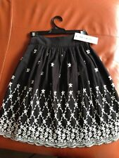 REVIEW STUNNING LACE SKIRT EVENING/WEDDING/COCKTAIL size 6 NWT