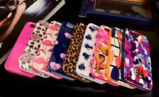New Tory Burch Colorful Hardshell Case Cover For iPhone 6, 6S,Plus & 7,Plus