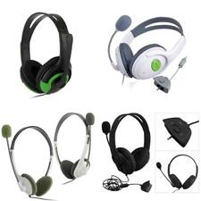 Headset Headphone/Earphone with Mic Microphone for XBOX 360 XBOX360