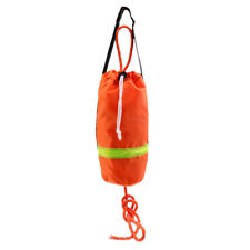 52/69//101ft 8mm Kayak Canoe Boating Buoyant Life Line Rescue Throw Rope Bag