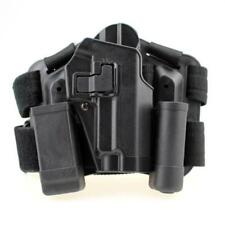 Tactical Right Leg Gun Holster with Mag Torch Pouch for SIG SAUER P226 P229