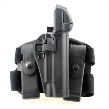 Tactical Right Leg Holster Thigh Pistol Holster Mag Torch Pouch for Colt 1911