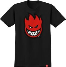 Spitfire - Bighead Fill Youth Tee Black/Red