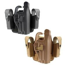 Tactical Right Leg Holster Paddle Drop Thigh Pistol Holster for SIG SAUER P226