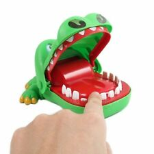 Funny Toys Kids Boy Children Finger Game Crocodile Mouth Dentist Bite Cute Gifts