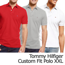 Tommy Hilfiger Mens Custom Fit Polo Shirt Size XXL New with Tag