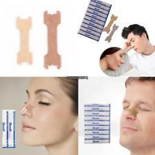 New 50Pcs Better Breath Nasal Strips Large Tan Right Aid To Stop Snoring DKVP