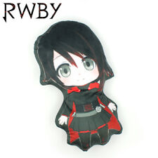 "13.5"" Anime RWBY Ruby Rose Soft Pillow Stuffed Plush Toys Dolls Home Decor Gift"