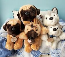 Soft Toy Plush Stuffed Dog Gift Cuddle Dogs Keel Toys Pug Husky Puppy Puppies