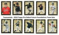 2010 Topps Pro Debut Future Foundations Baseball Set ** Pick Your Team **