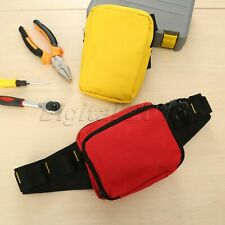 Portable Toolkit Waist Belt Bag Electricians Tools Pouch Organizer Waterproof