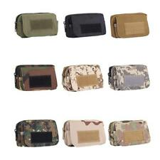 Military Mini Waist Bag Travel Waist Pack Army EDC Pouch Camping Hiking Bag