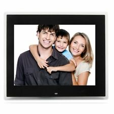 """10""""/12""""/15""""HD LCD Digital Photo Frame Multimedia Playback With Touch Butto JB"""