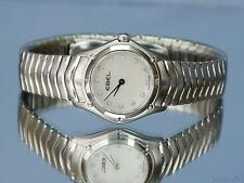 EBEL WAVE Classic Mother of Pearl with Diamond Dial Stainless Steel Ladies Watch