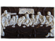 """Last Supper /  Chocolate Bar Large size 8""""x 10"""""""