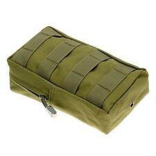 Tactical Magazine Bag MOLLE PALS Modular Utility Pouch Accessory Medic Tool Bag