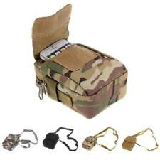Tactical Molle Sling Shoulder Bag Waist Pack Utility Outdoor Sports Waist Pouch