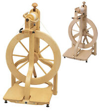 Schacht Matchless Spinning Wheel - Single or Double Treadle - Bonus Spin Oil