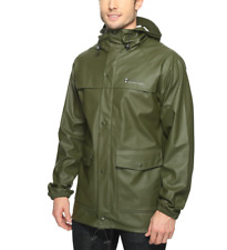 COLUMBIA MENS  IBEX RAIN JACKET WATERPROOF LONG