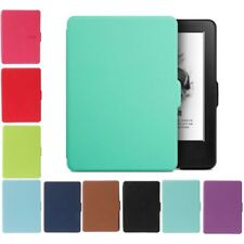 Faux Leather Flip Tablet Stand Case Cover For Amazon Kindle 8th Generation
