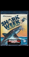 Shark Week: Restless Fury/Jaws of Steel (2-Blu-ray) Discovery Channel