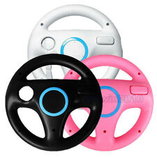 4 Colors Mario Kart Steering Wheel Controller For Nintendo Wii 360° Cool Games