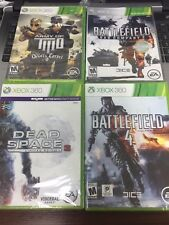 XBOX 360 EA Game M-Mature 17+ Video Games New Sealed -- Please Pick a Game Name