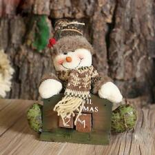 Christmas Calendar Countdown Advent New Holiday Wooden Spirit Made Nativity Doll