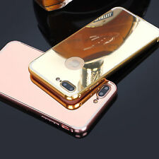 For iPhone 5 6/6s/7 plus Hard back Case Cover Skin Shockproof Aluminum Luxury