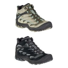New Merrell Chameleon 7 Limit Mid Waterproof Women Trail Hiking Shoes All Sizes