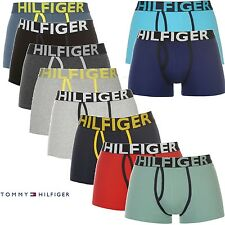 @TOP 2018@ BOXER SHORTS BOXER TOMMY HILFIGER CONTRAST TRUNKS MAN -FROM S TO XL