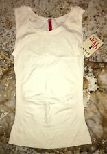 SPANX On Top and In Control Classic Vanilla Sleeveless Tank Top NEW Womens S M L
