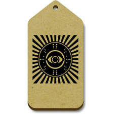 'Eye Motif' Gift / Luggage Tags (Pack of 10) (vTG0015384)