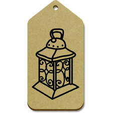 'Fancy Lantern' Gift / Luggage Tags (Pack of 10) (vTG0018988)