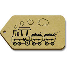 'Love Train' Gift / Luggage Tags (Pack of 10) (vTG0014726)