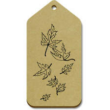 'Falling Leaves' Gift / Luggage Tags (Pack of 10) (vTG0018217)