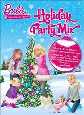 BARBIE Tis the Season to Sparkle HOLIDAY PARTY MIX 3 CD SET CD BRAND NEW SEALED