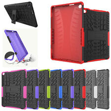 """Shockproof Heavy Duty Armor Stand Case Cover For Amazon Kindle Fire HD 8"""" 2016"""