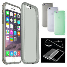 Ultra Thin Lightweight Clear Soft Gel Back Case Cover Skin For iPhone 6 6s 4.7""