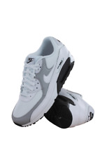 325213-126 NIKE WHITE WOLF GREY MEN WMNS AIR MAX 90