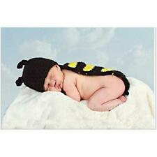 Infants Baby Girl Boy Knit Clothes Photo Costume Photography Prop Outfit