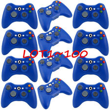 LOT100 ORIGINAL WIRELESS GAME REMOTE CONTROLLER FOR MICROSOFT XBOX 360 CONSOLE K