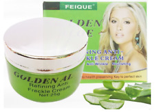 Golden Aloe Anti-wrinkle, Anti-Freckle and Black Spots Remover cream